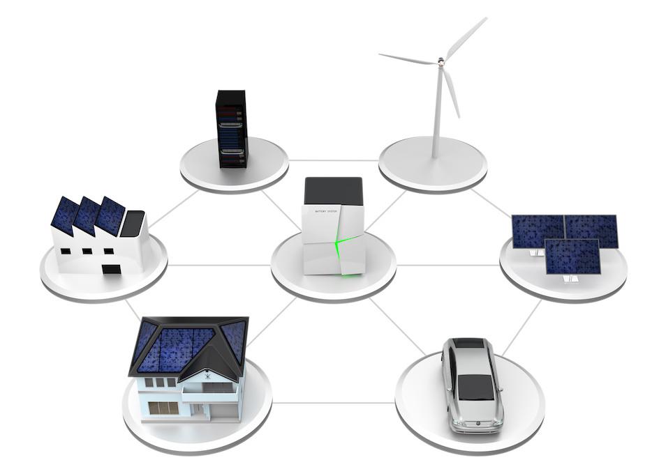 No.【029】再生可能エネルギー発電とスマートグリッド
