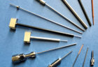 46 薄板金属精密加工による特殊形状部品
