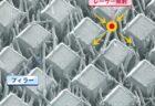 55 温度で透過率が変わる液晶複合材料